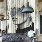 Wandverkleidung aus Holz   95 fantastische Design Ideen   ArchZine