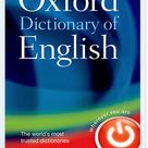 Oxford English Dictionary 2021 For PC Latest Version