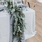 Boho Wedding Cheesecloth table runner Rustic wedding centerpiece Wedding arch tape Rustic wedding arbor decor Farm table cloth Sand ceremony