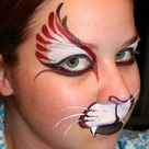 Cat Face Paintings