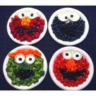 Sesame Street Snacks