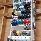 RYOBI NATION - Spray Can / Caulk Storage