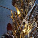 Christmas decor,Christmas centrepiece, xmas ornaments, xmas centrepiece, unique decor,contemporary Christmas decor ,table decor, table centr
