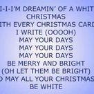 WHITE CHRISTMAS   GLEE CAST VERSION