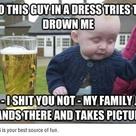 Drunk Baby Memes
