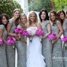 Sequin Bridesmaid