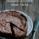 Saftigster Schoko-Mandel-Kuchen ohne Mehl