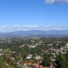Beloved San Fernando Valley. Home for one year. :)