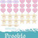 Plotter Freebie: Grössenlabels Kids