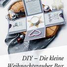 DIY - Die kleine Weihnachtszauber Box - Calistas Traum