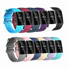For Fitbit Charge 3 band Replacement watchband Charge4 Smart Watch Sport Silicone strap Fitbit Charge 4 band Lightinthebox - 74748
