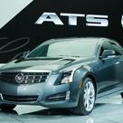 2013 NAIAS North American Car of the Year Cadillac ATS