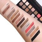 Sultry Palette swatches - Anastasia Beverly Hills