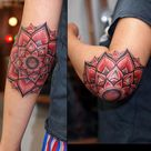Elbow Tattoos