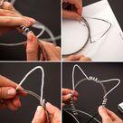 Cat Ears Headband