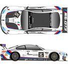Racing Series BMW M6 GT3 2016 GT Series Italy Monza