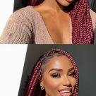 40 Trending Box Braids Hairstyles for Black Women