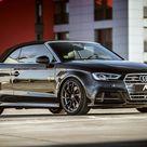 Der 2017 RS3 kommt zuerst von ABT   400PS im Audi A3 8V Cabrio