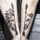 Ink Your Love With These Creative Couple Tattoos - KickAss Things