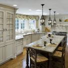 25 French Country Kitchens