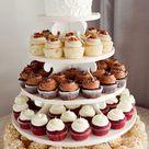 Cake And Cupcake Stand