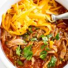 Pulled Pork Chili