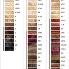 Preference Color Chart