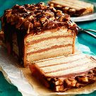Snickers Cake Recipes