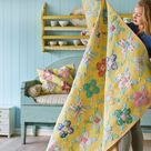 TILDA MEDIUM DOTS Dark Teal  Yardage  Tilda Quilt Fabric | Etsy