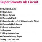 10 Minutes Or Less Ab Workout - Peanut Butter Fingers