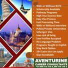 #aventurinecareerconsultants #studyineurope