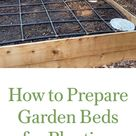 How to Prepare Garden Beds for Planting