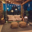DIY Porch Swing - A Step by Step Guide for under $300 - Life By Leanna