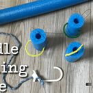 DIY Pool Noodle Fishing Game - The Anonymous OT