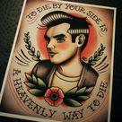 Morrissey Tattoo