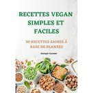 Recettes Vegan Simples Et Faciles (Paperback)