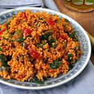 Couscous Salat Rezept - perfekt als Beilage oder Hauptgericht • Koch-Mit