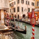 Venedig, die romantischste Stadt der Welt. Sehenswürdigkeiten Venedig.