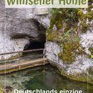 Baden-Württemberg Ausflugsziele: Wimsener Höhle