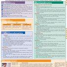 QuickStudy | Nursing Pharmacology Laminated Study Guide