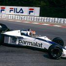 Nelson Piquet Brabham BT 52
