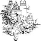 Landscape Coloring Pages - Best Coloring Pages For Kids