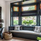 Modern interieur met erker   Lifs