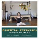 ESSENTIAL EXERCISES: Ribcage Breathing   Long + Lean Pilates Online