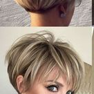 Short hairstyles for women | Etsy
