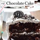 Cookies and Cream Chocolate Cake