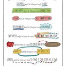 Free Download! Social Emotional Learning Poster For Teachers, Parents To Use With Their Young Ones