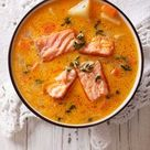 Orientalischer Fischeintopf mit Zitrone - gesundes Rezept | Faustformel