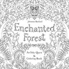enchanted forest coloring book uk