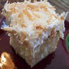 Coconut Poke Cakes